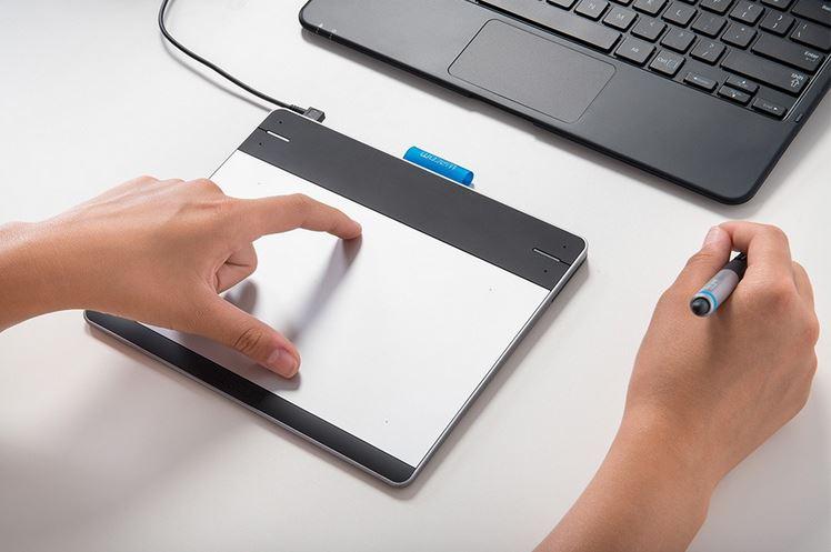 Intuos Pen & Touch icreatia.es