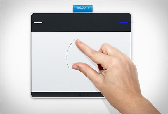 Intuos Pen & Touch icreatia