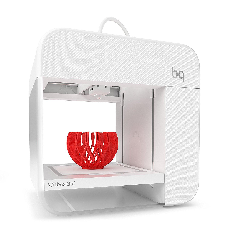 Impresora 3D profesional Witbox Go!