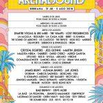 Posters de festivales Arenal Sound