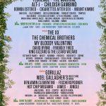 Posters de festivales BBK LIVE