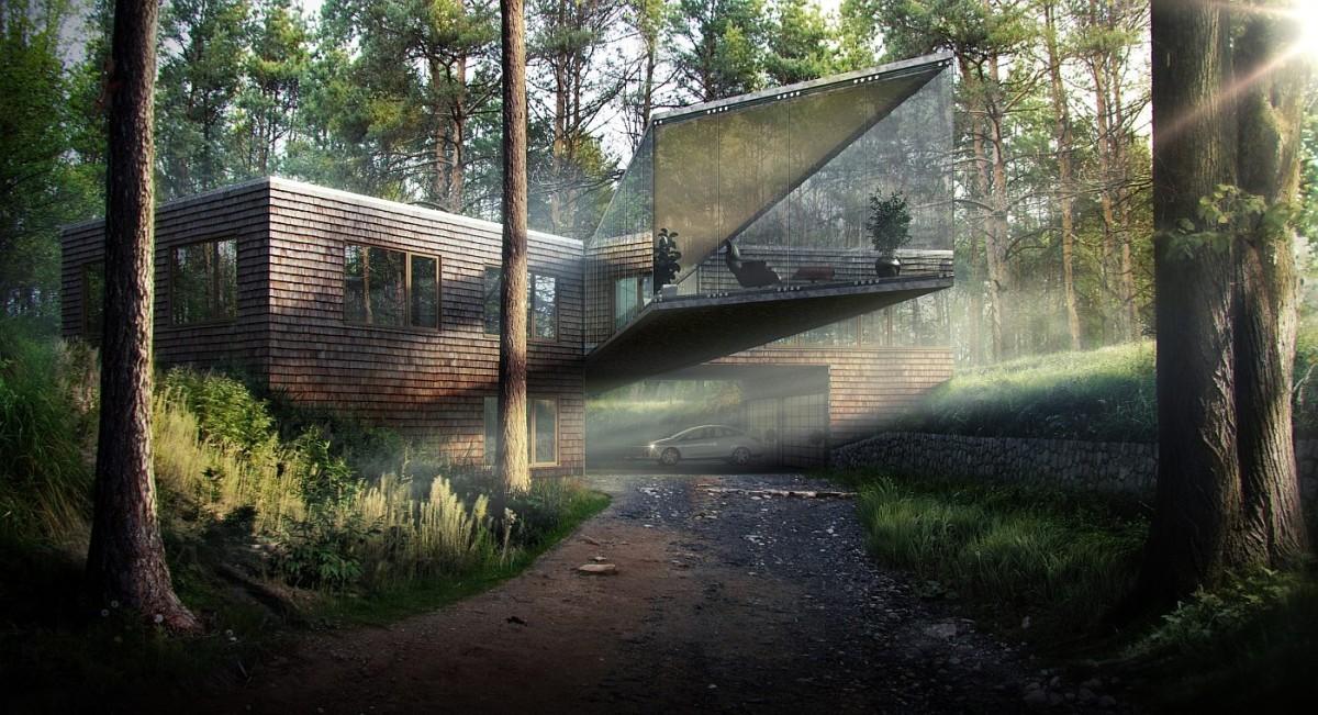 Architectural Visualitzación icreatia.es