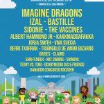 Pósters de festivales Dcode