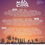 Pósters de festivales MAD COOL