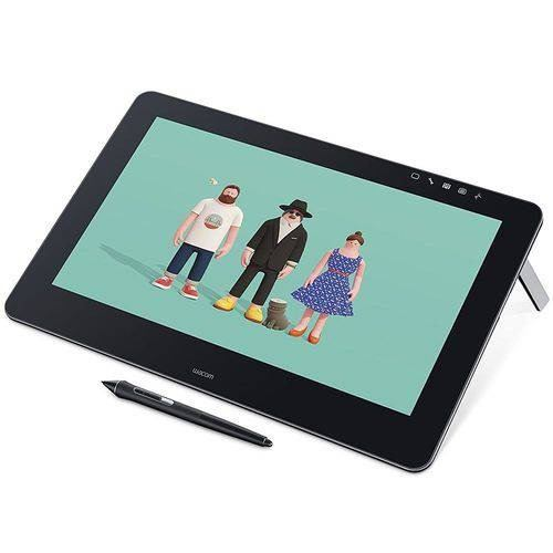 Plasma tu creatividad con la Tableta Gráfica Wacom Cintiq 16 Qhd Touch